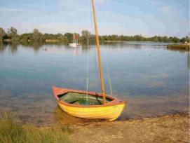 Edwin Deady's boat